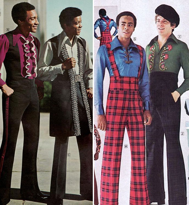 70s Men Fashion | Bored Panda