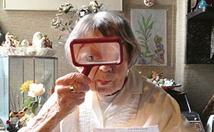 Meet My 97-year-old Muse Who Discovered Her Alter-ego In Front Of My Camera