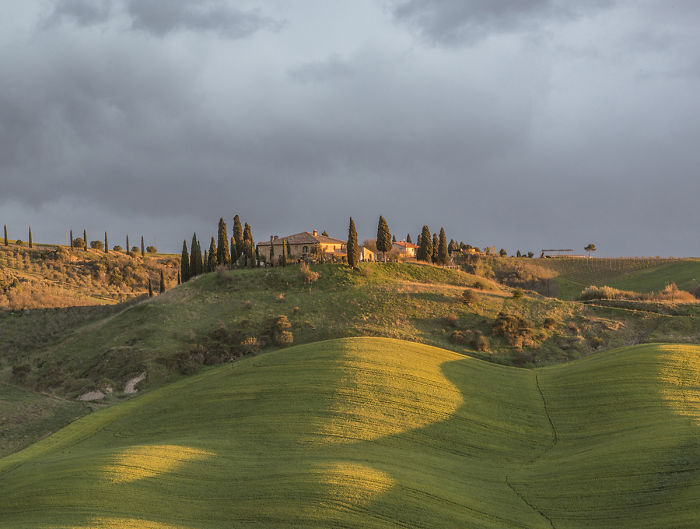 My Trip To The Beautiful Val D'orcia, Tuscany