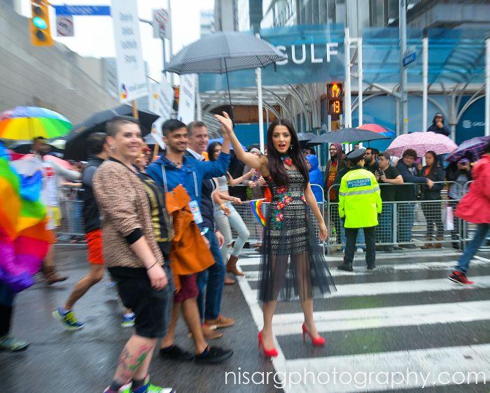 Toronto's Pride 2015 Parade