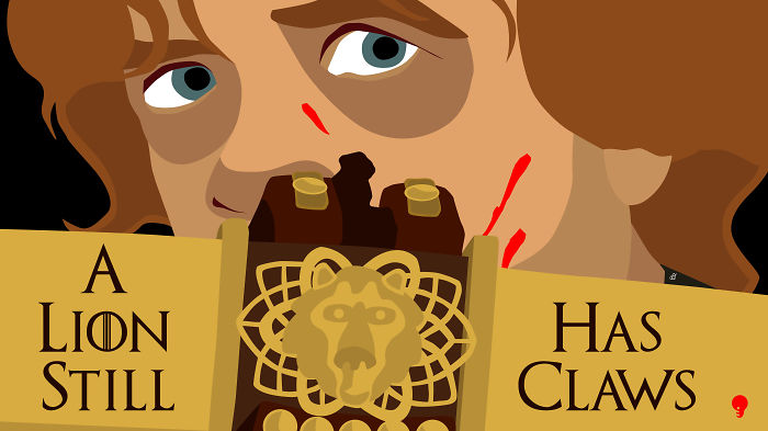 "Game Of Thrones ""the Rains Of Castamere"" In An Animated Short Film"