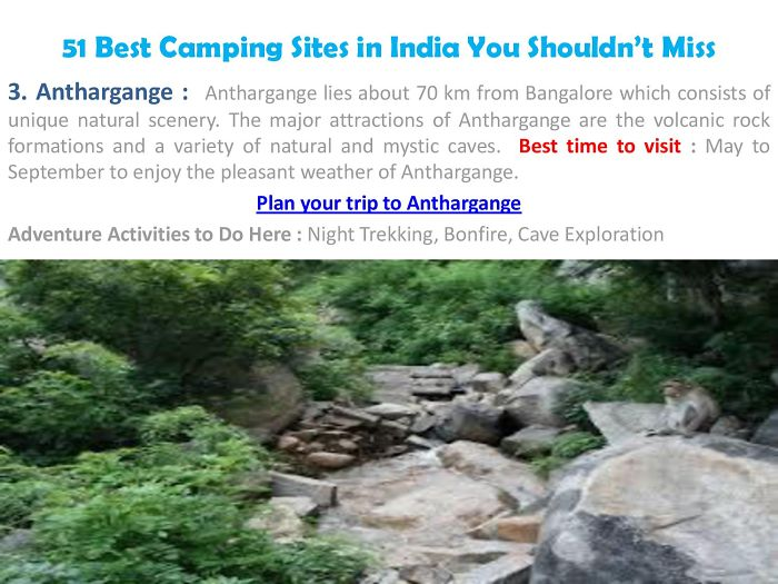 Booking Now At 365hops For Best Camping Sites In India