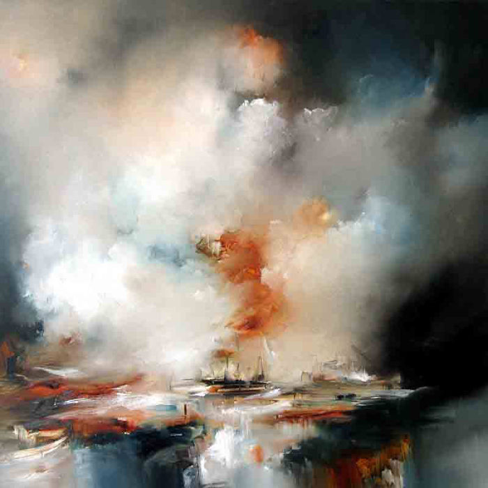 Atmospheres And Emotions: Paintings Of My Life Experiences, Memories And Music