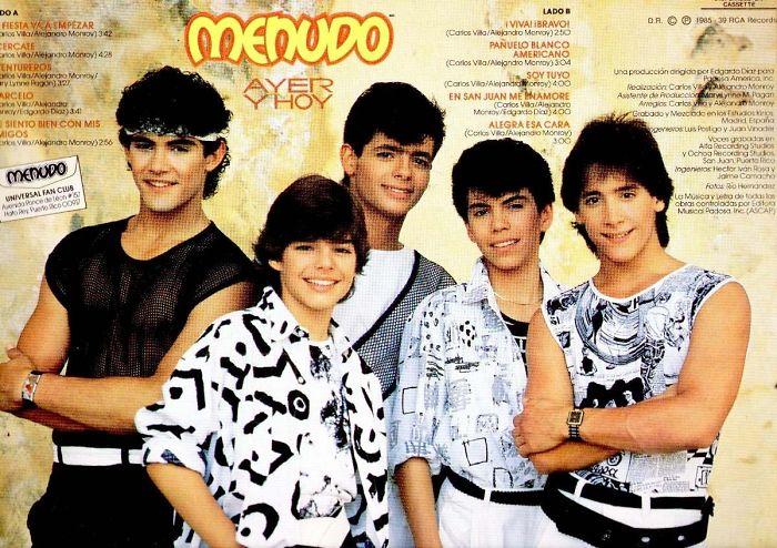 1970s: Menudo