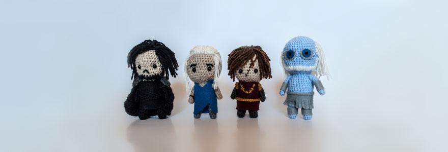 Game Of Thrones Amigurumi Pattern Free : I Crochet Game Of Thrones Characters Bored Panda