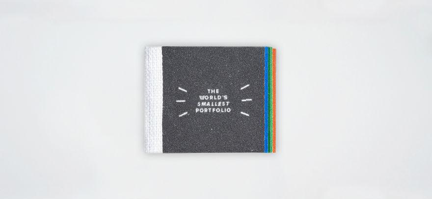 I Created The World's Smallest Portfolio