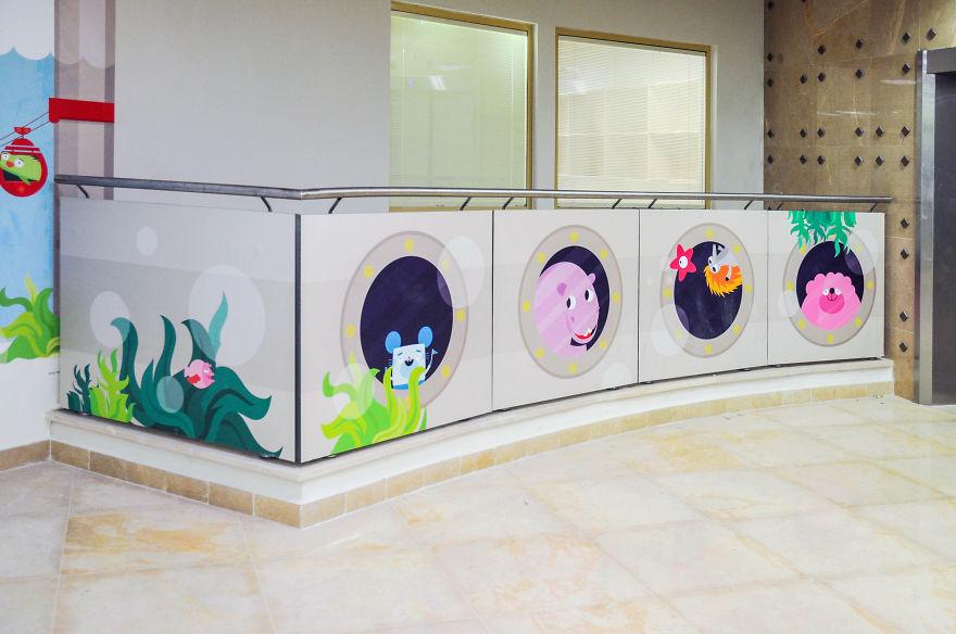 Wallpaper ruang periksa anak 3