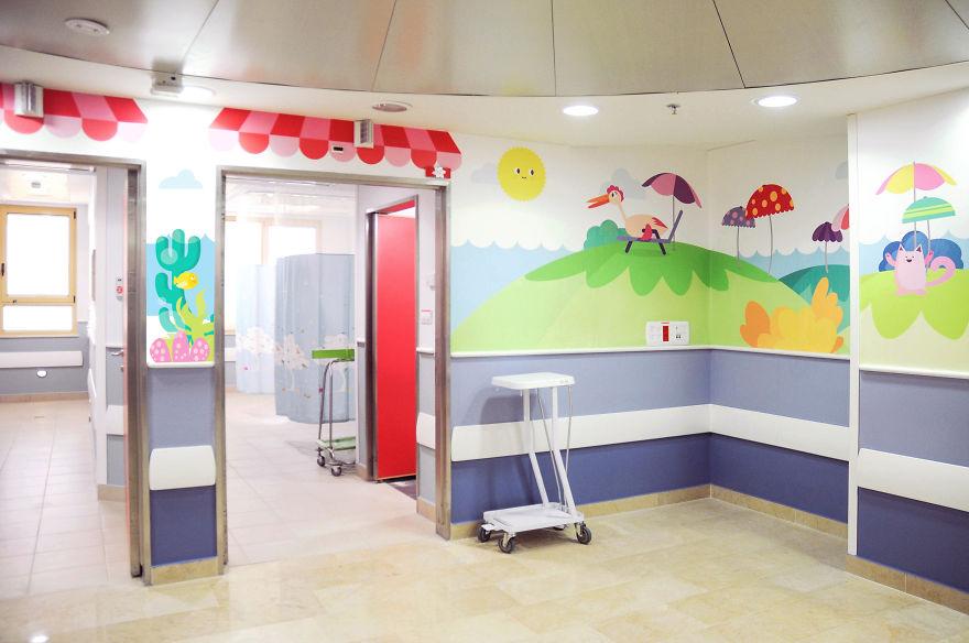 Wallpaper Ruang Periksa Anak Yang Menggemaskan Wwwcosmomomnet