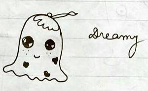 It's A Ghost Story: My Playful Illustrations Of Ghosts And Their Feelings