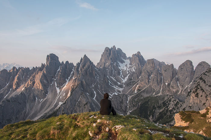 My Trip To The Mighty Dolomites Mountain Range