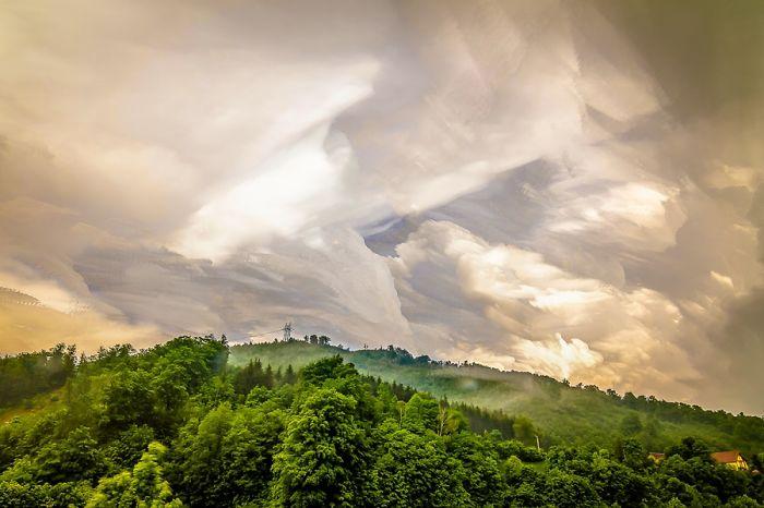 Romanian Landscape By Andrei Zdetovețchi