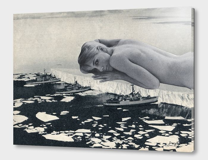 Sammy Slabbinck Makes Amazingly Surreal Collages