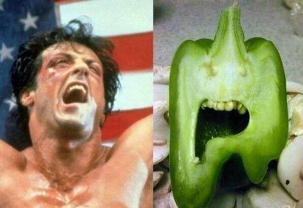 The Sylvester Stallone Pepper
