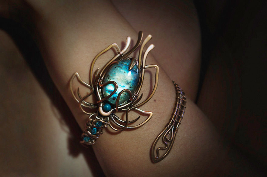 Game Of Thrones Inspired Jewelry Made Out Of Scrap Metal Bored Panda