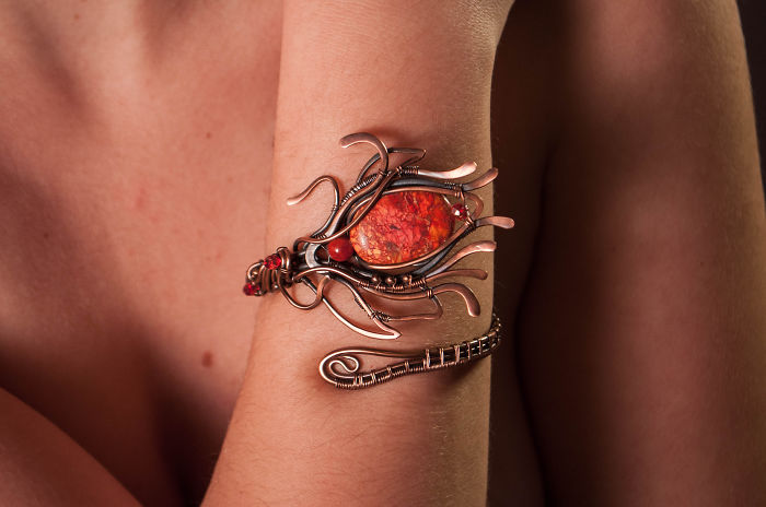 Game Of Thrones Inspired Jewelry Made Out Of Scrap Metal
