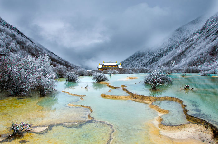 Huanglong, Sichuan