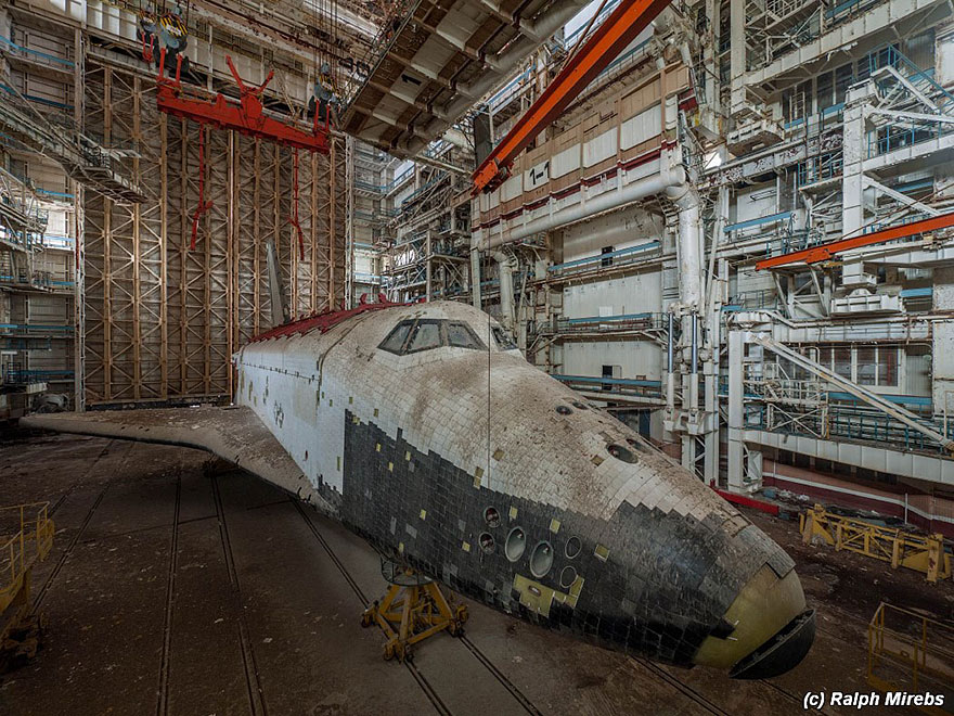 soviet space shuttle revived - photo #28