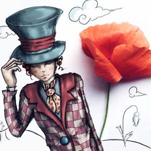 Alice In Poppie Wonderland