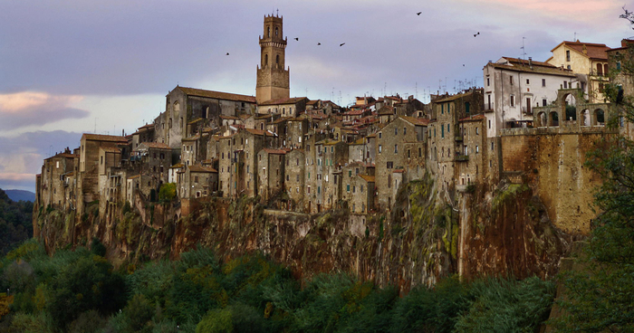 20 of the most stunning cliff side towns and villages for Best mountain towns to live and work
