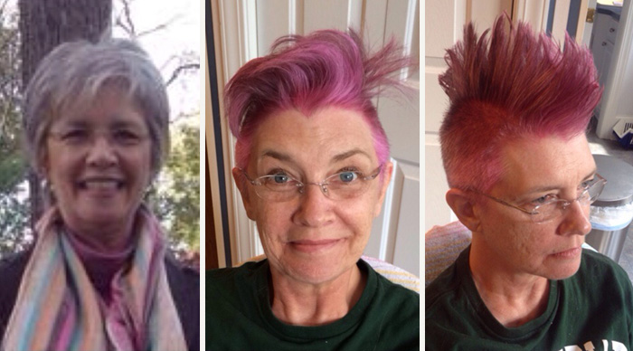 Mom Asked Her Daughter For Something Fun Before Chemo Takes Her Hair