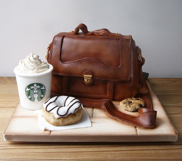The Beloved Satchel Cake