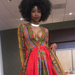 Bullied Teen Designs Her Own Prom Dress To Fight Bullying And Becomes Prom Queen