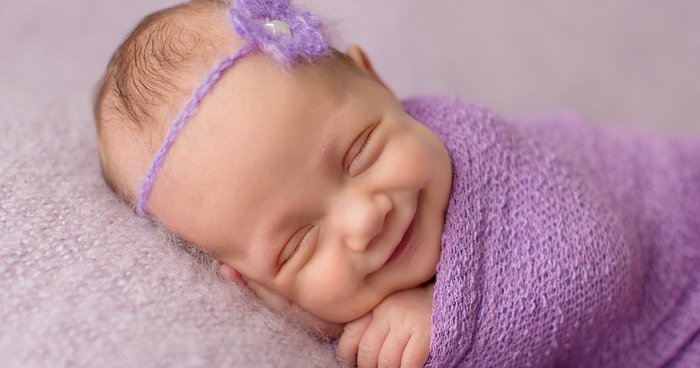Smiling Babies: I Learned To Catch The Smiles Of Sleeping ... Newborn Babies Smiling