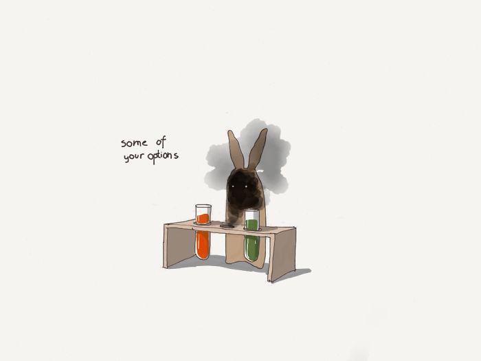 little bunny big world - photo #17