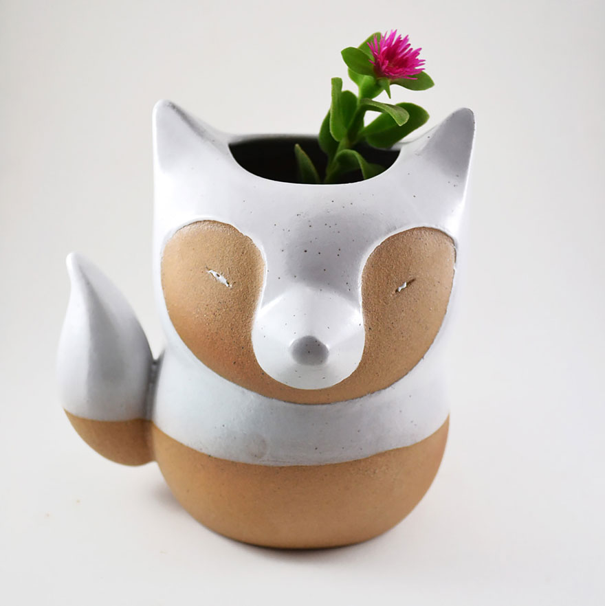 Animal Pots | Adorable Little Animal Planters That Will Protect Your Plants