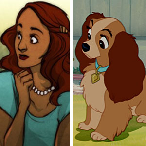 What Disney Animals Would Look Like If They Were Humans