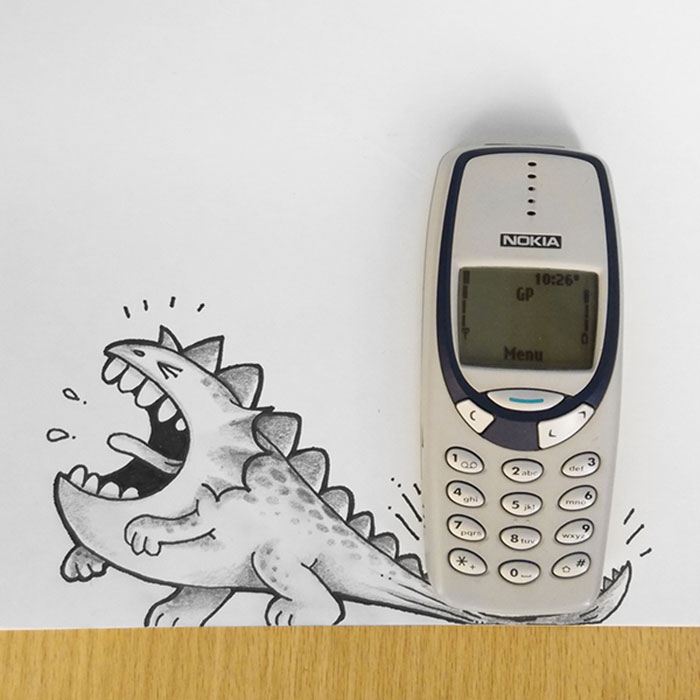 The Mighty Nokia