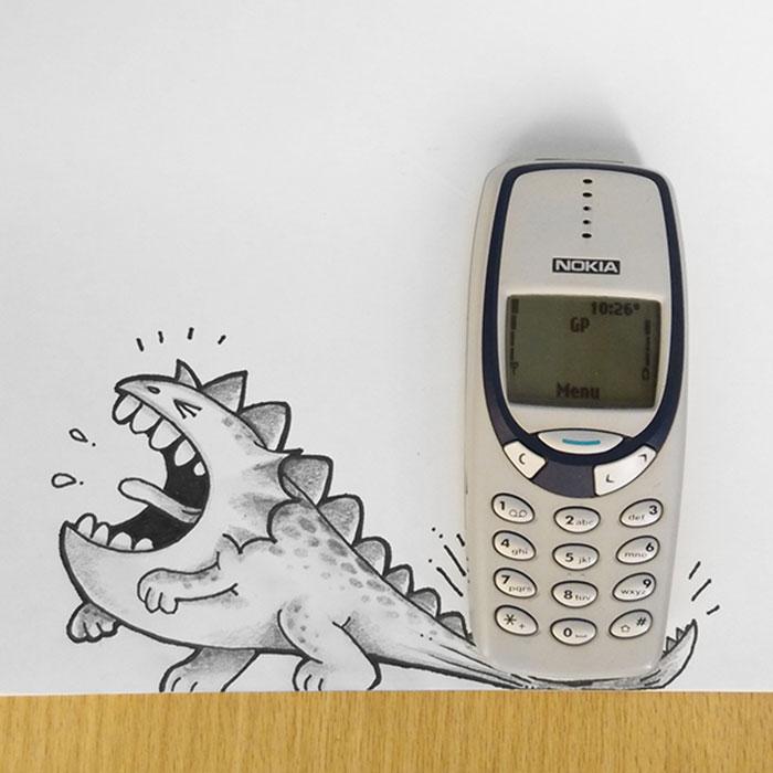 The Mighty Nokia
