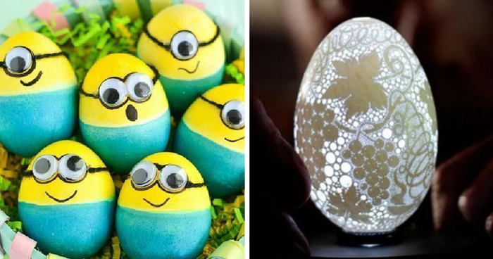 Wonderful Easter Eggs From All Over The World | Bored Panda