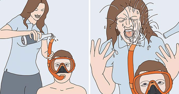 Illustrated Handbook Designed To Help You Avoid Holiday Problems