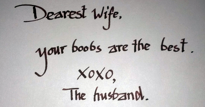 15+ Hilarious Love Notes That Illustrate The Modern Relationship ...