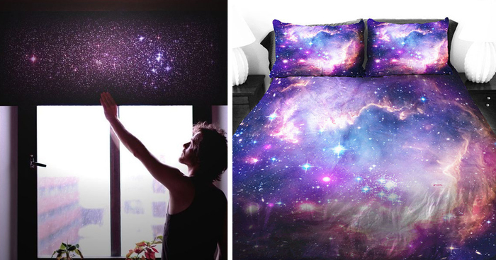 20+ Space Themed Interior Design Ideas That Bring The Stars Into Your Home