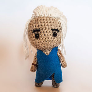 I Crochet Game Of Thrones Characters