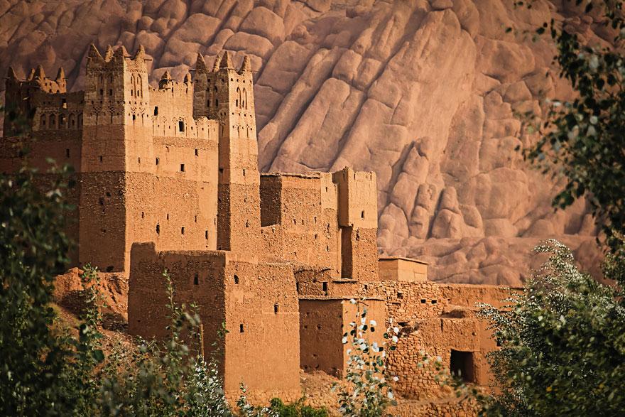 Pentos: Ouarzazate, Morocco