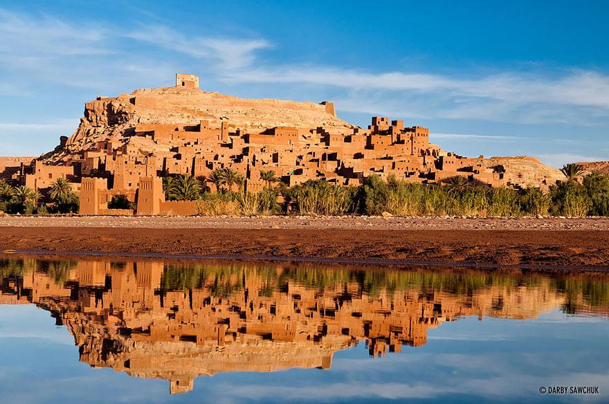 Yunkai And Pentos: Ait Benhaddou, Morocco