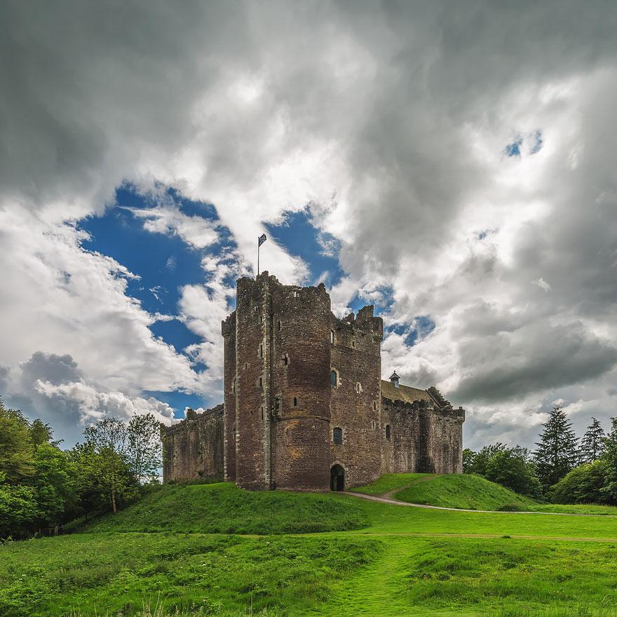 Winterfell: Doune Castle
