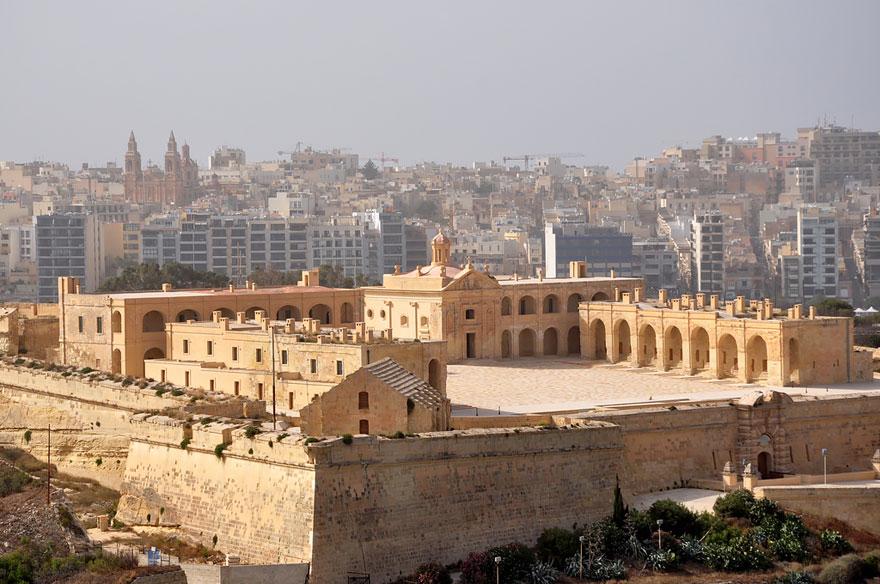 Great Sept Of Baelor: Fort Manoel, Malta