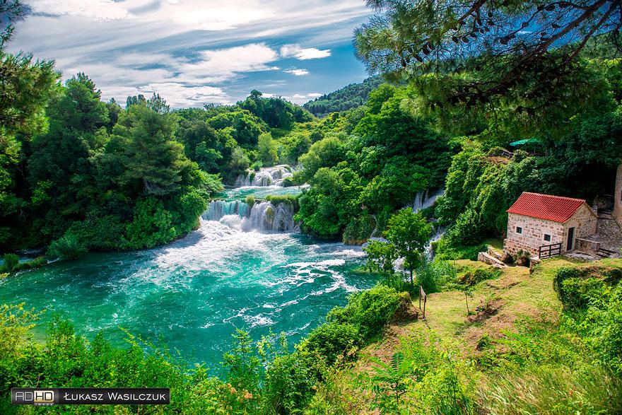 Landscapes Of The West: Krka National Park, Croatia