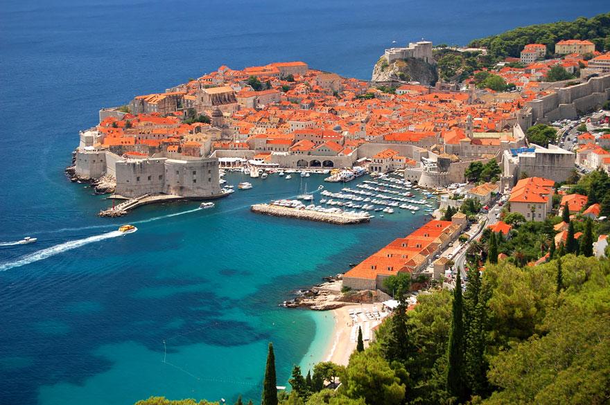 King's Landing: Dubrovnik, Croatia