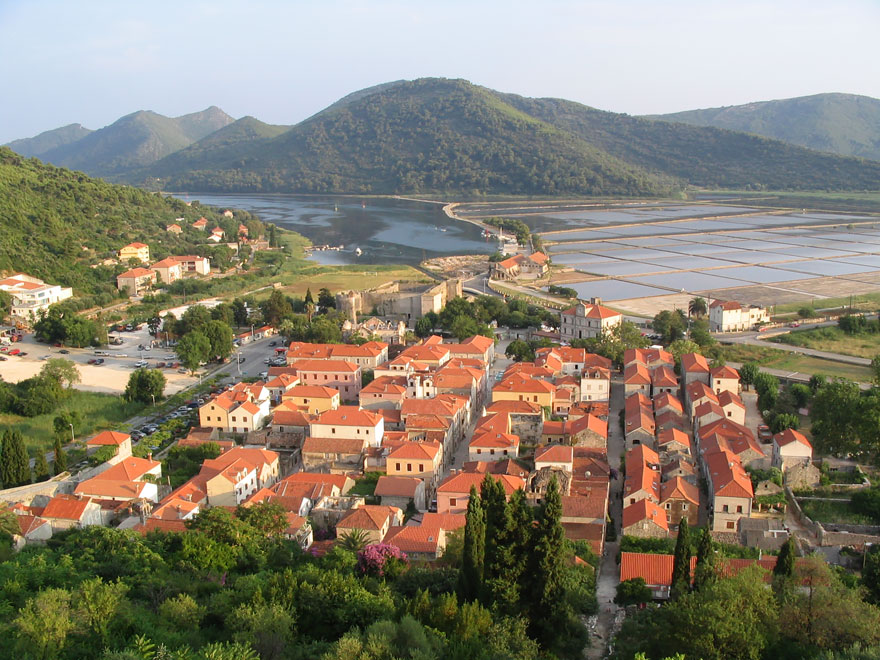 King's Landing: Ston, Croatia