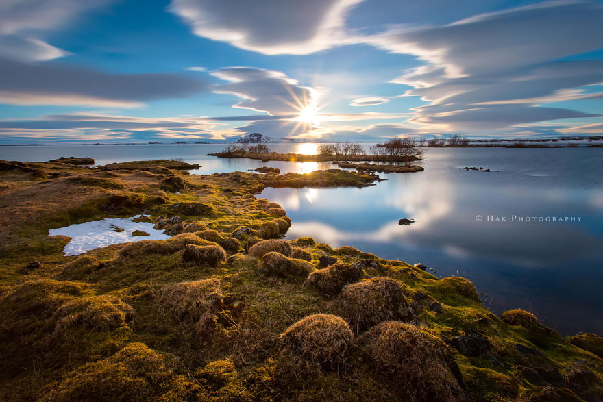 North Of The Wall: Lake Myvatn, Iceland