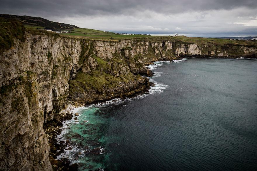 The Stormlands: Larrybane Quarry, Northern Ireland
