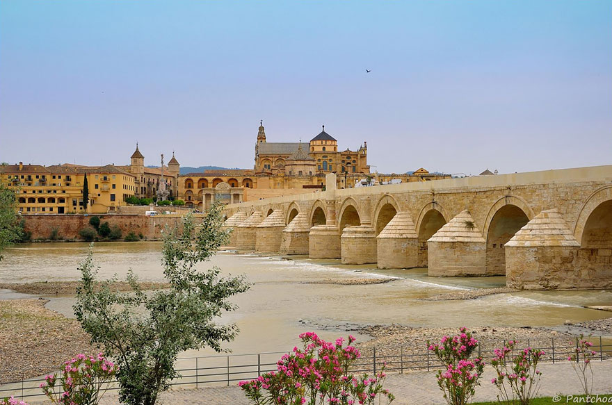 Long Bridge Of Volantis: The Roman Bridge, Cordoba, Spain