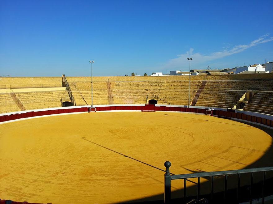 Danzak's Pit: Plaza De Toros De Osuna, Spain