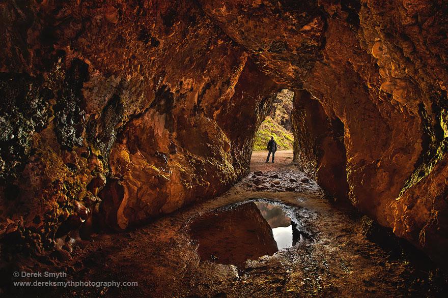 The Stormlands: Cushendun Caves, Northern Ireland