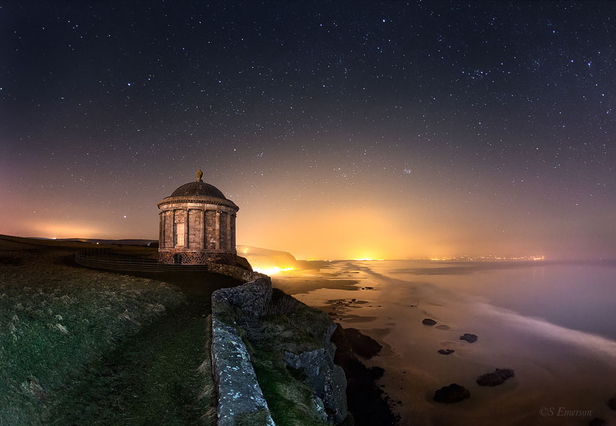 The Burning Of The Seven: Mussenden, Northern Ireland